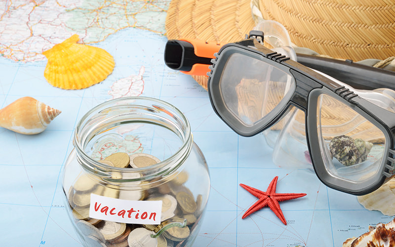 Save money for travel traveling-forever